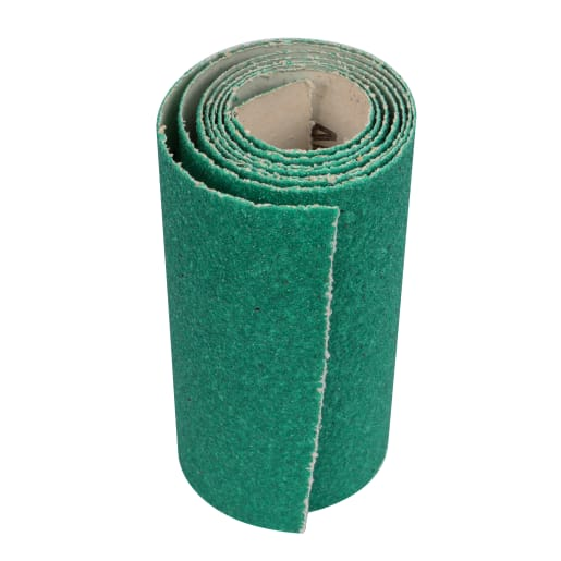 ProDec 120 Grit Aluminium Oxide Green Sandpaper 5m x 115mm