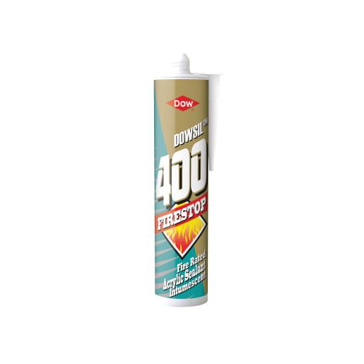 Dow Dowsil 400 Firestop 380ml White