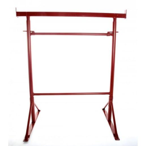 Adjustable Steel Tresle Size No 3 Red