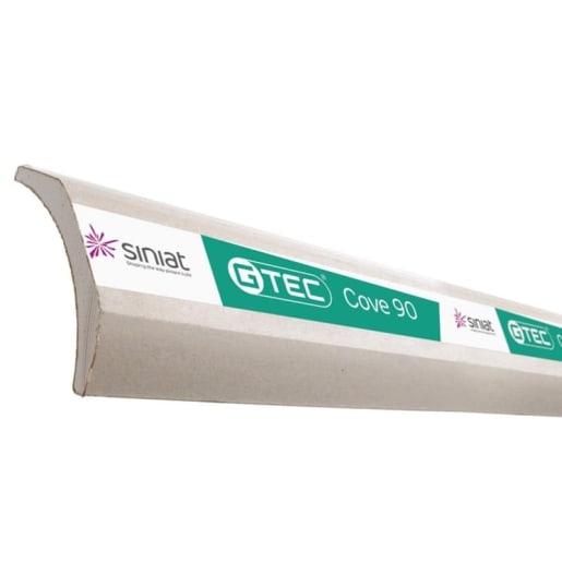 Siniat GTEC Plaster Coving 3000 x 90mm