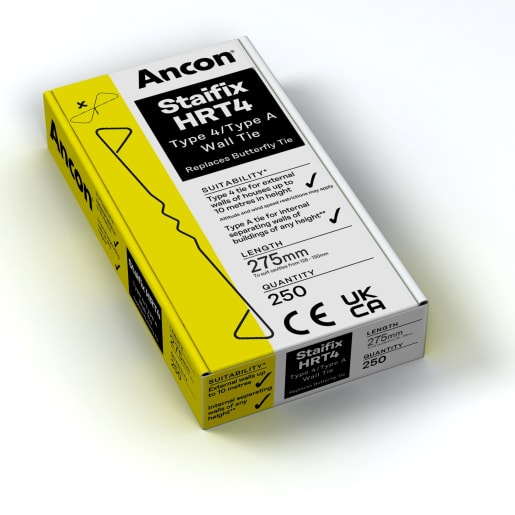 Ancon Staifix Housing Tie 275mm Type 4 Pack of 250