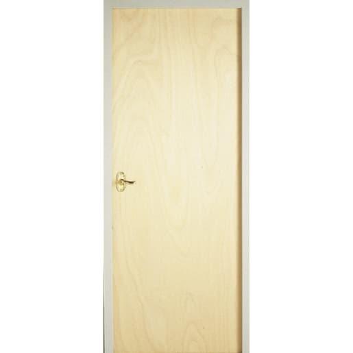 Premdor Interior Popular Flush Door 1981 x 610 x 35mm Plywood