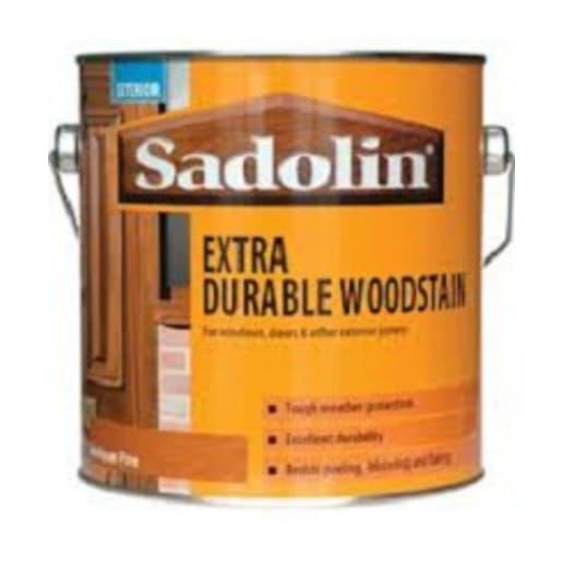 Sadolin Extra Durable Woodstain 2.5L Mahogany