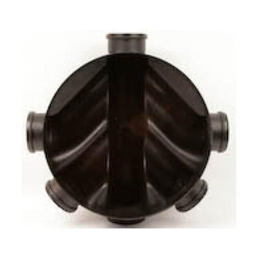 Polypipe Drain Riser Sealing Ring 460mm Black