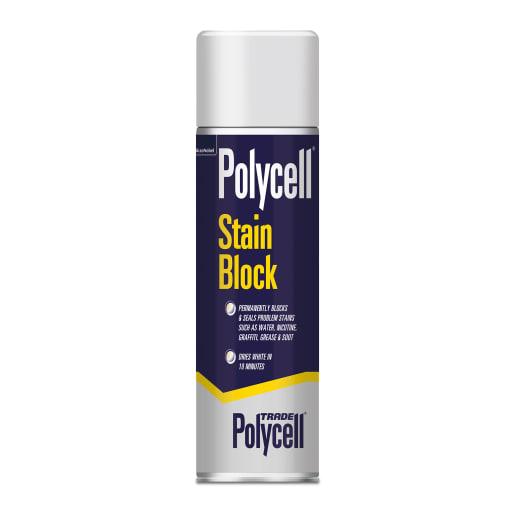 Polycell Stain Block Spray 500ml