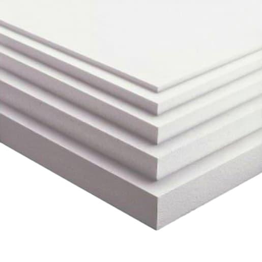 Floorshield EPS 70 Polystyrene Sheet 2400 x 1200 x  50mm White