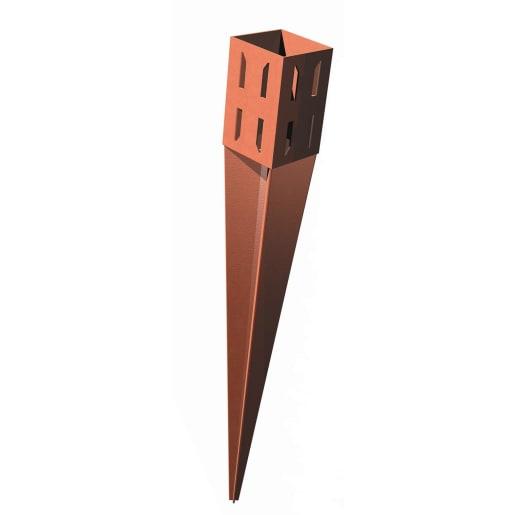 Grange Fencing Metpost Post Support Wedge Grip 750 x 100mm Red