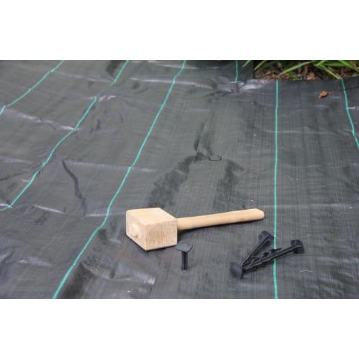 Groundtex Woven Geotextile Geo Fabric 11.10 x 4.50m